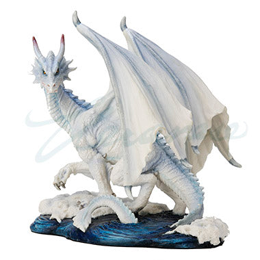 Glacial White Dragon