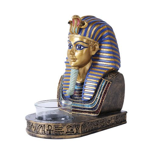 King Tut Candle Holder