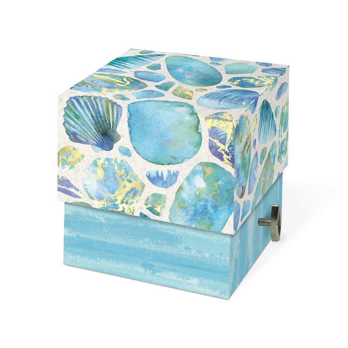 Sea Glass Music Box Soap