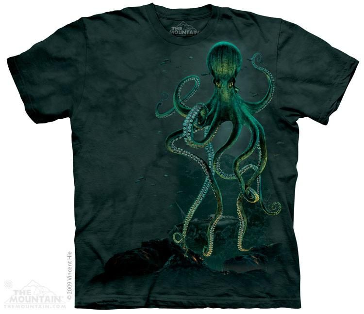 Octopus Tentacles T-Shirt