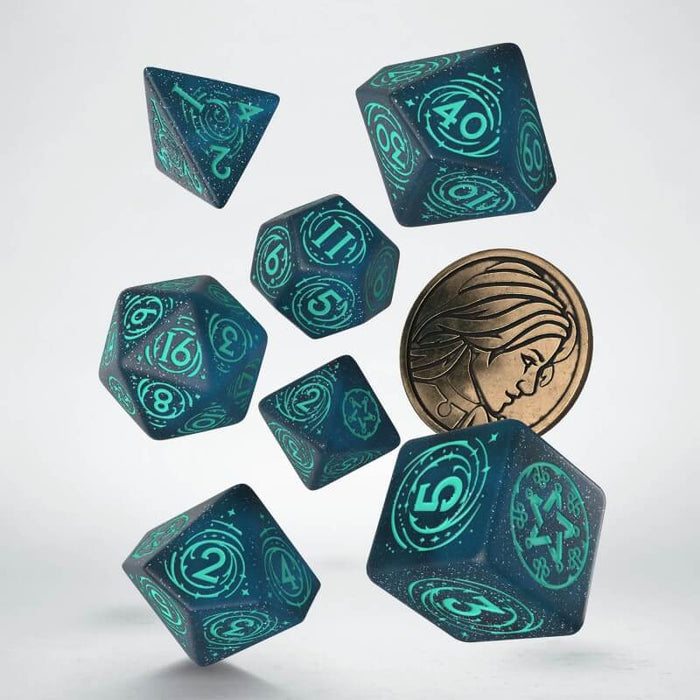 The Witcher - Yennefer Dice Set