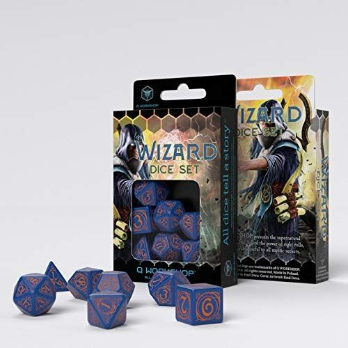 Wizard Dice Set