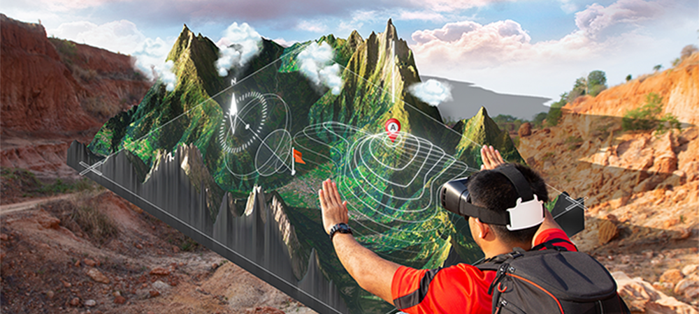 How simulation is impacting the evolution of mixed reality