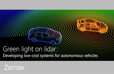 Green light on lidar: developing low-cost systems for autonomous vehicles