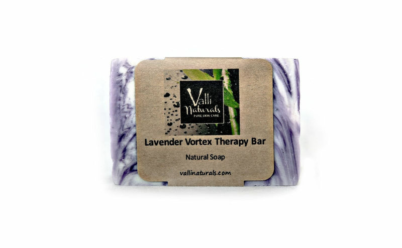 Lavender Vortex Therapy Bar