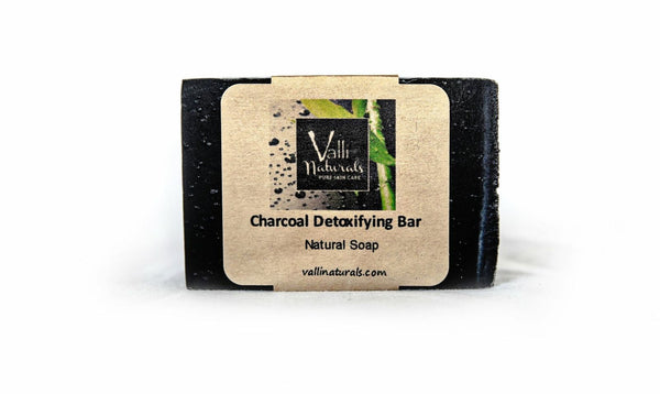 Charcoal Detoxifying Bar
