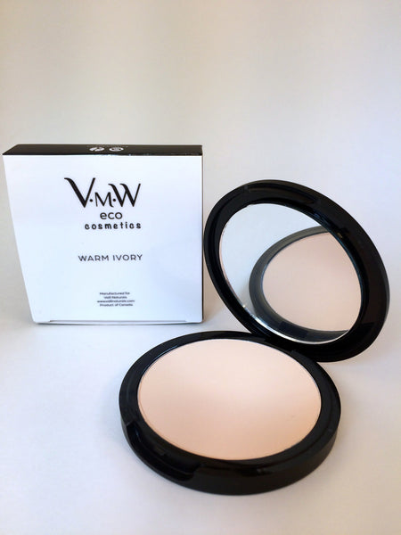 Mineral Pressed Foundation ~ Warm Ivory