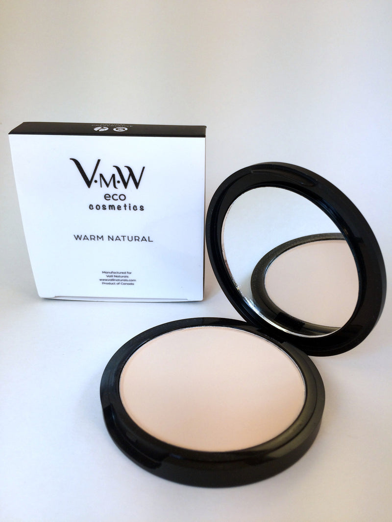 Mineral Pressed Foundation ~ Warm Natural