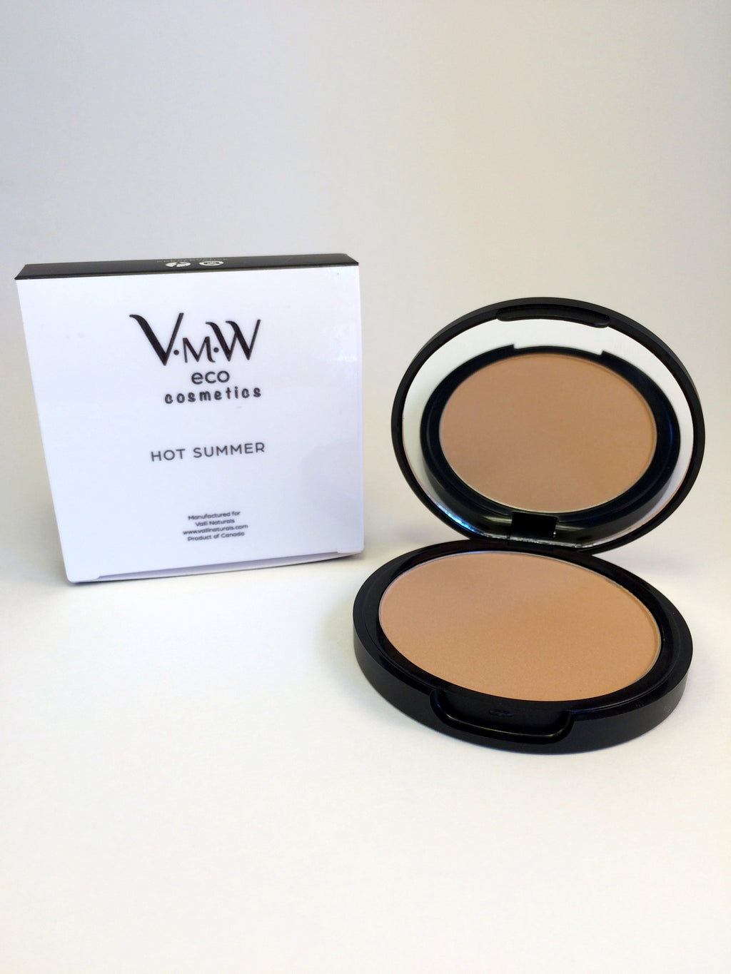 Mineral Pressed Foundation ~ Hot Summer