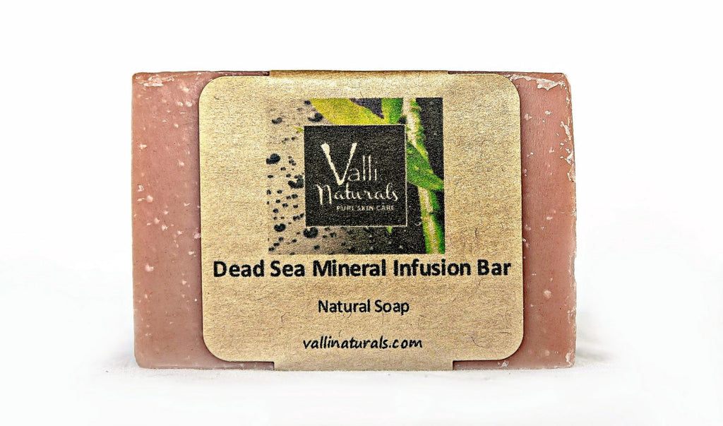 Dead Sea Mineral Infusion Bar