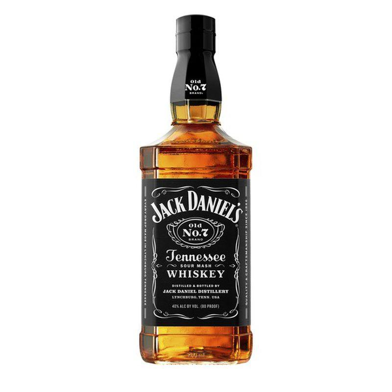 Jack Daniel's No.7 Tennessee Whisky 750ML