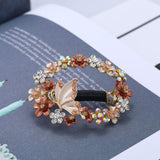 Spring beautiful butterfly hair pin