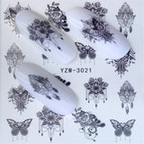 1pc  Nail Art Sticker