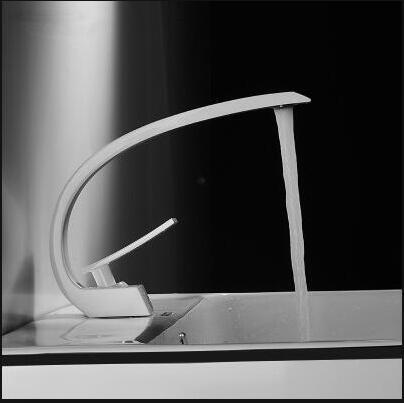 Modern Basin Hot and Cold Faucet