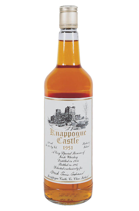 Knappogue Castle 1951 Pure Pot Still