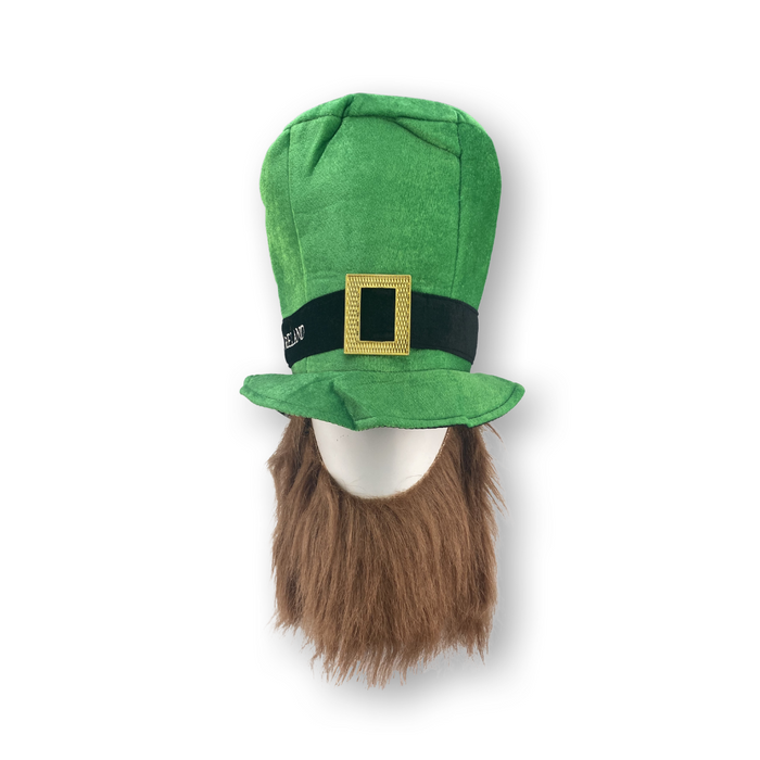 Paddy's Day Hat with Beard