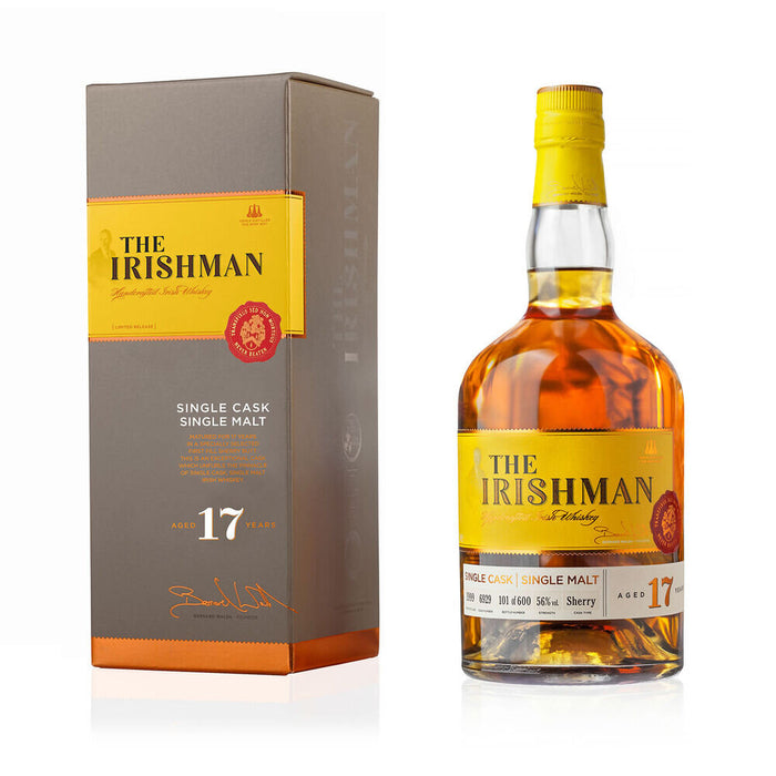 Irishman 17 Year Old Single Malt