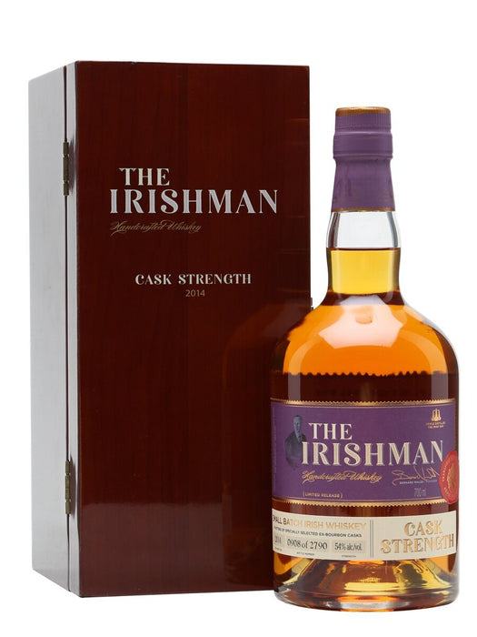 The Irishman Cask Strength (1 Bottle Left)