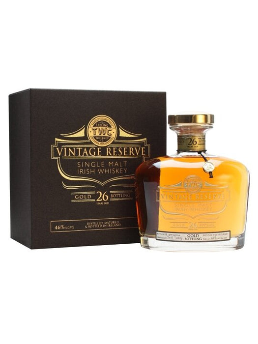 Teeling Vintage Reserve Single Malt - 26 year Old