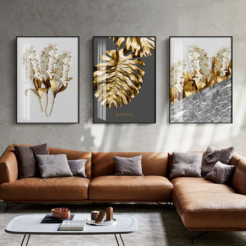 Core Luxury Simple Canvas Painting