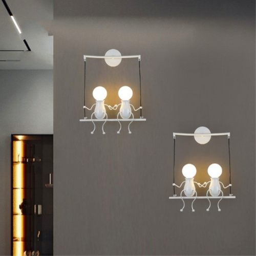 Children's Creative Modern Wall Lamp