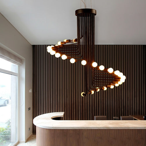 Nordic Novelty Chandelier