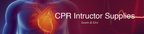CPR Intructor Supplies