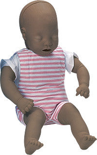 Laerdal Baby Anne® CPR Training Manikin (Dark Skin)(050002)