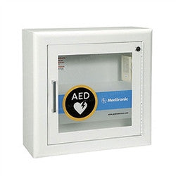 Physio-Control AED Cabinet - Surface-Mount with Alarm (11220-000079)