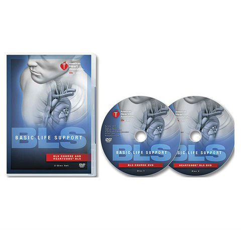 Basic Life Support (BLS) DVD Set (15-1011)