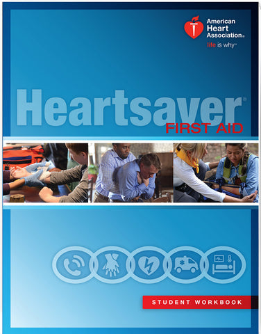 Heartsaver® First Aid 15-1021