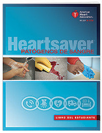 Heartsaver® Bloodborne Pathogens Student Workbook (Spanish) 15-2310