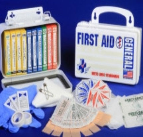 10PW - ANSI General Purpose (K202-012) First aid Kit