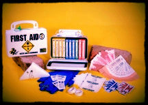 Certified Safety First Aid Kits
