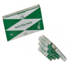 Insect Sting Swabs - Certified 213-019