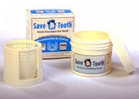 Save-A-Tooth® Preserving Jar Certified 512-029