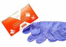 816 - Gloves Nitrile - Pair - 2/unit - ANSI Certified 216-082