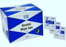 "Alcohol Wipe-Ups - 1"" x 2"" - 200/box Certified 221-025"