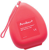 Ambu® Res-Cue Mask Basic in Hard Red Case
