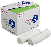 "4"" Conforming Stretch Gauze Bandages (3104)"