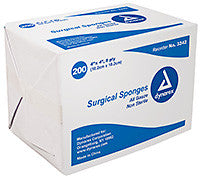 "dynarex Surgical Songes 4"" X 4"" (3242)"