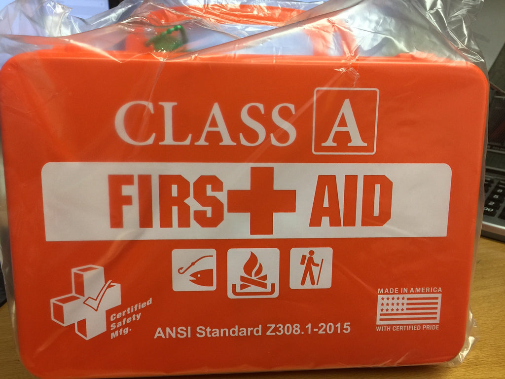 18PR - Class A Complete - Poly Orange (K616-061)