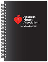 American Heart Association Notebook  (90-1527)