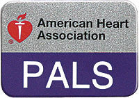 AHA PALS Lapel Pin (Pack of 10) (90-1533)