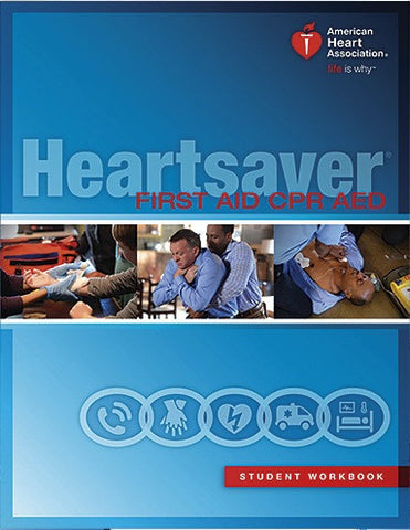 Heartsaver® First Aid CPR AED 15-1018