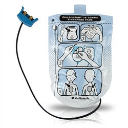 Defibtech Lifeline AED Electrode Pads - Pediatric (DDP-200P)
