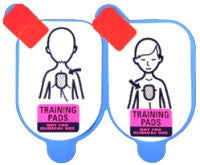 Defibtech Lifeline Pediatric Training Pads (5 Pack - pads only) (DDP-205TR)