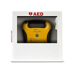 Heart Smart AED Wall Cabinet (HST-CAB01-(D))