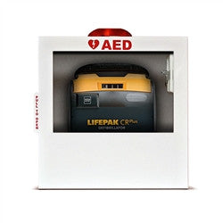 Heart Smart AED Wall Cabinet (w/Alarm & Strobe) (HST-CAB03-(PC))