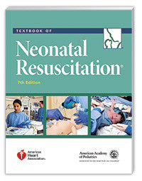 Textbook Of Neonatal Resuscitation (NRP323)